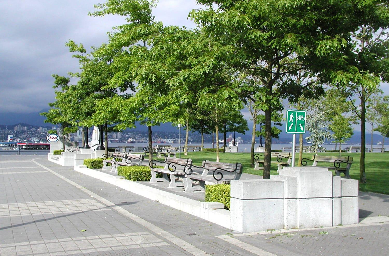 Vancouver park landscape upgrades