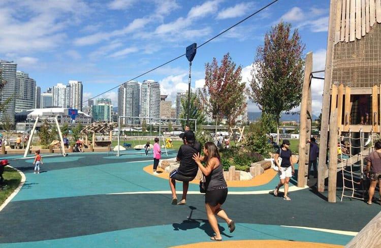 Vancouver playground